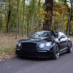 Bentley Continental GTX