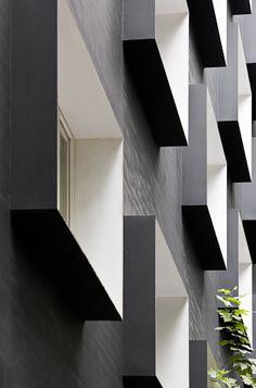 Lyndon Neri & Rossana Hu | Black Box, Shanghai  Fuente: Architectural Record  Fotografía: Pedro Pegenaute