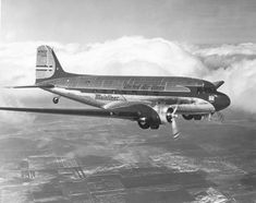 The DC3...the plane that changed the world! http://amzn.to/VGptwN