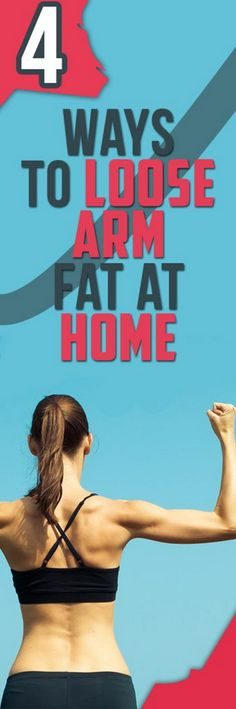 4 Ways to Loose Arm Fat at Home Its can be really embarrassing to show off flabby arms in a dress. Most ladies prefer toned slim arms while the men tend to love huge muscles. If you need an exercise routine to help you get slimmer toned or huge arms here are some exercises that just dont reduce fat but also help to