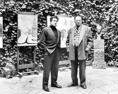 Diego Rivera, David Alfaro Siqueiros. Galería de Arte Mexicano