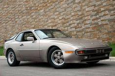 1984 Porsche 944---My first car...ahh the memories
