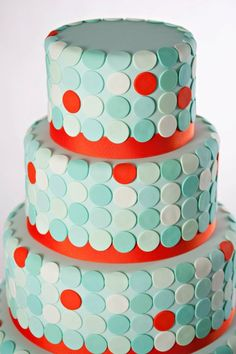 Dots by AK Cake Design