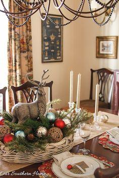 New Christmas Dessert Table Ideas
