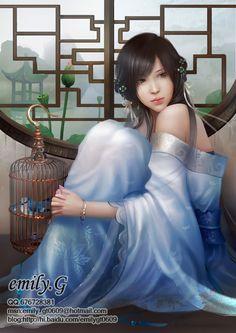 leng bing xuan by emilyG.deviantart.com on @deviantART