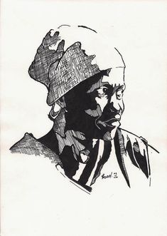 Revolutionary Artists, Arte Latina, Black Art, Black And White, Afro Art, Black Power, Best Artist, Black Tattoos, Black History