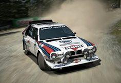 GT5 | Lancia Delta S4 Rally Car – Gravilla – Rafita633