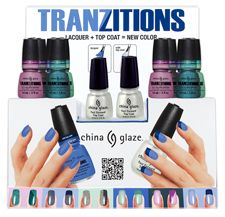 China Glaze.. I want this in shape shifter