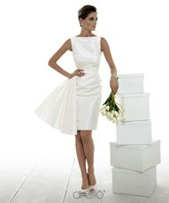 Le Spose di Gio...Pretty,,,,adjust the length & skirt shape to fit your style. Have it CUSTOM-MADE...cheaper!!!!