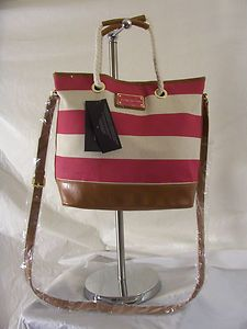 Tommy Hilfiger Con Shoppe Style 6921348 671 Color Pink   Retail Price $ 79.00    Brand New with Tags