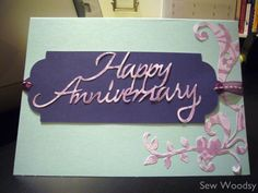 DIY Cricut Anniversary Card Ideas | Guest Post: Card Tips and Ideas