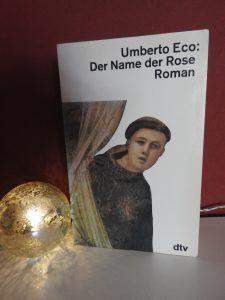 Umberto Eco – Der Name der Rose – tinaliestvor