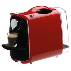 Cafeteira Expresso Delta Q Qosmo Gloss - 19 Bar - Vermelha + Kit Degustação Blends Delta Q 20 Cápsulas - Cafeteiras Expresso no Pontofrio.com