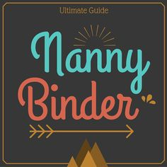 Ultimate Guide: Nanny Portfolio - The Funny Nanny Nanny Activities, Summer Activities, Indoor Activities, Nanny Binder, Nanny Agencies, Nanny Mcphee, Babysitting Jobs, Summer Jobs, Summer Ideas
