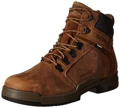 c78f09c2232d Wolverine Men s Griffin 6-Inch Steel Toe Work Boot Review
