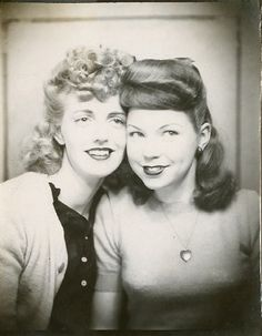 1940's photobooth