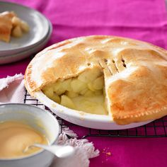 Old-fashioned apple pie | Healthy Recipe | Weight Watchers AU