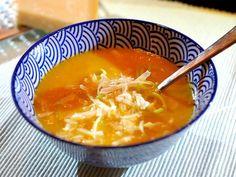 Wortel-preisoep met Parmezaanse kaas- Kookidee