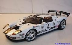 The Ford GT LM Race Car Spec II