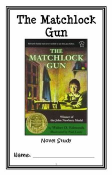 the matchlock gun book report These books written by edmonds or including stories by him are arranged in chronological order several translations are included but see the tab above translations for a fuller list in addition, only the first edition is listed here.
