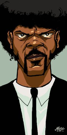 Samuel L. Jackson - Love all of his movies even Snakes on a Plane.  Its all about Sam! 93