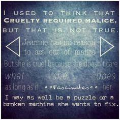 Quote from Insurgent ~Divergent~ ~Insurgent~ ~Allegiant~