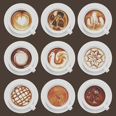 Imagem de coffee and art