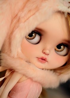 OOAK Custom Blythe Doll Melody by Donna Part2do not by Moctopus