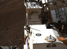 NASA's Mars Perseverance Rover Provides Front-Row Seat to Landing, First Audio Recording of Red Planet – NASA's Mars Exploration Program Nasa Curiosity Rover, Mars Landing, Nasa Missions, Red Planet, University Of Arizona, Space Images, The Day Will Come, Space Exploration, Planets