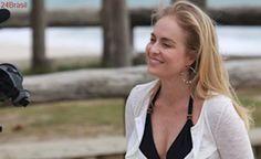 Angélica dispara: 'Minha vida toda eu fui a musa dos taxistas'