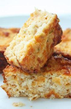 Jalapeno & Cheddar Cauliflower Muffins I Breathe. I'm Hungry.: Jalapeno & Cheddar Cauliflower Muffins (low carb and gluten free)I Breathe. I'm Hungry.: Jalapeno & Cheddar Cauliflower Muffins (low carb and gluten free) Diabetic Recipes, Gluten Free Recipes, Low Carb Recipes, Cooking Recipes, Ketogenic Recipes, Coliflour Recipes, Diabetic Bread, Recipies, Healthy Recipes