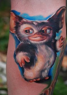 Gizmo Tattoo.... Would want it smaller