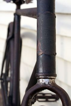 1904 Terrot bicycle badge