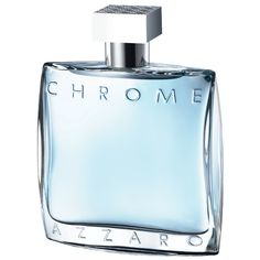 NOMINEE - 2012 FiFi Awards - Men's Hall of Fame: Chrome by Azzaro – Clarins Fragrance Group. www.fifiawards.com
