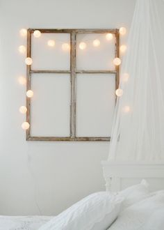 """Irislights - Pure white...I love this - think it's now on the top """"to do"""" list"""