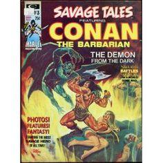 Marvel. Savage tales. 03.