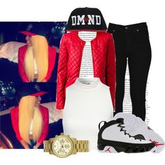 Kamille Leai., created by cheerstostyle on Polyvore