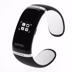 Fashion forward L12S smart watch with capacitive touch screen. The Smart Watch…