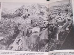 John allens layout from from model railroaded magazine 2