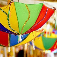 Decoração de Aniversario Com o Tema Carnaval
