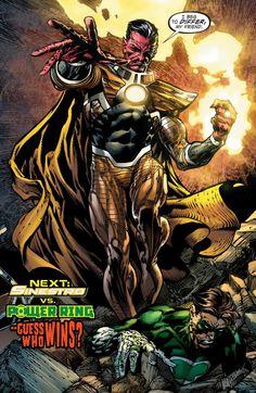 DC Comics Sinestro Corps #SinestroCorps - Minus.com