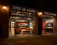 LIK La Jolla, SD, California. ... I am happy to say I been to this gallery many times, Love it! One of my favorite Photography Artist.