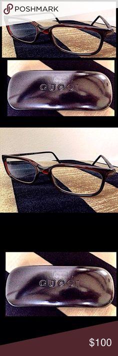 cdd6b13806 Gucci eyeglass frames   case
