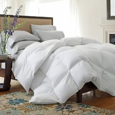 FREE SHIPPING! Shop Wayfair for Linen Depot Direct Lightweight Down Comforter - Great Deals on all Bed & Bath products with the best selection to choose from!