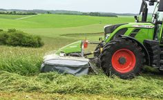 Fendt Parcs, Farming, Highlights, Construction, Technology, Seed Drill, Tractor, Tractors, Building