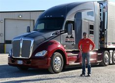 Kenworth T680 Produces Mountain of Savings for Mountain River Trucking