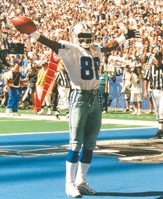 Michael Irvin - Dallas Cowboys - WR
