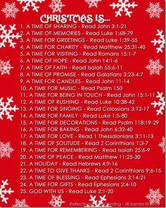 Bible Verse                                                                                                                                                                                 More