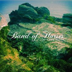 """Allmusic.com says, """"While Mirage Rock sees Band of Horses further immerse themselves in Americana, more than anything it finds them enraptured by the simple joy of music-making."""" Find MIRAGE ROCK by Band of Horses in our catalog here: http://highlandpark.bibliocommons.com/item/show/2190929035_mirage_rock"""