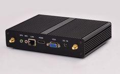 New Design Mini PC with Intel Pentium N3510 2GHz Quad Core Intel HD Graphics HDMl RS232 USB3.0 HD